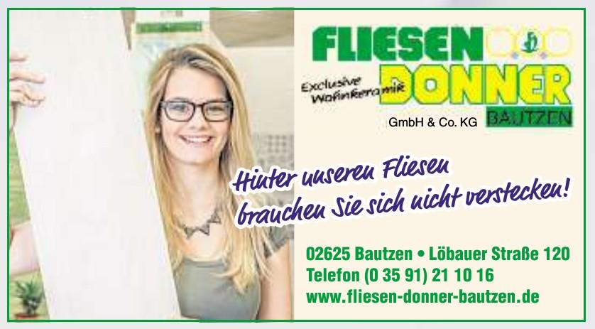 Fliesen Donner Bautzen GmbH & Co. KG