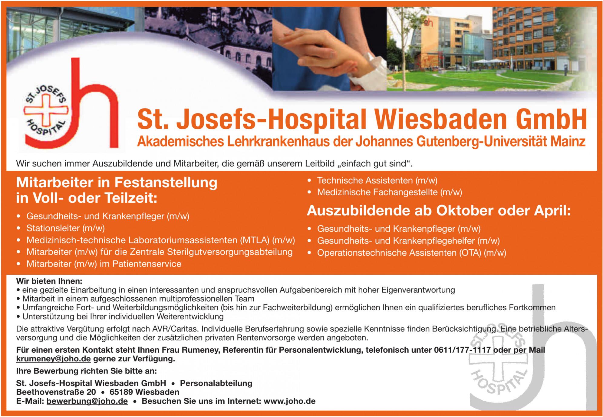 St. Josefs-Hospital Wiesbaden GmbH