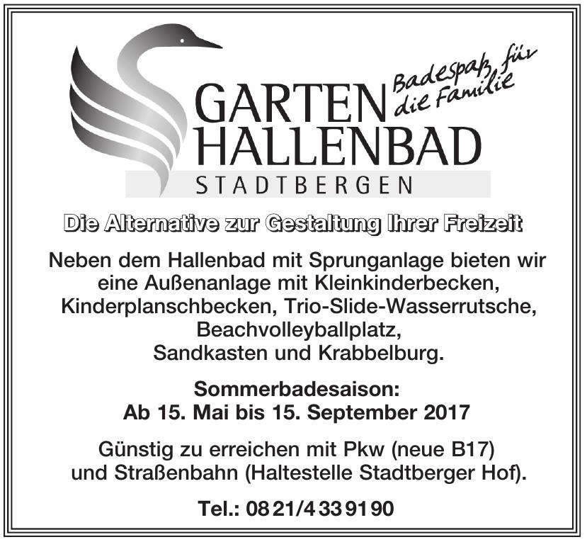 Garten Hallenbad Stadtbergen