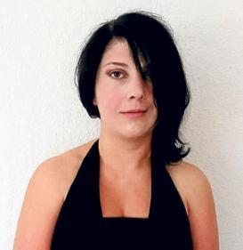 Grafikerin Anita Wendl