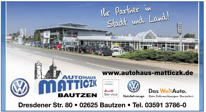 Autohaus Matticzk
