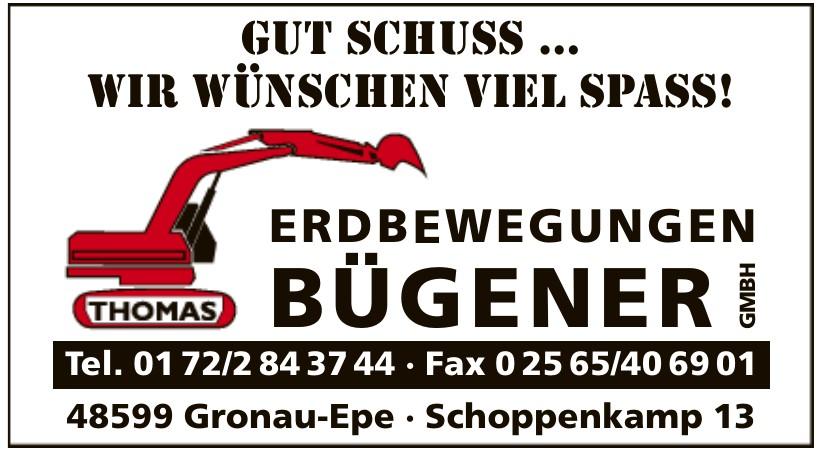 Erdbewegungen Bügener GmbH
