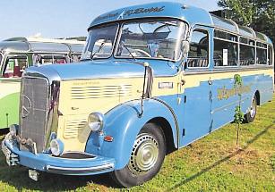 Oltimer Shuttle-BusFoto: Lang