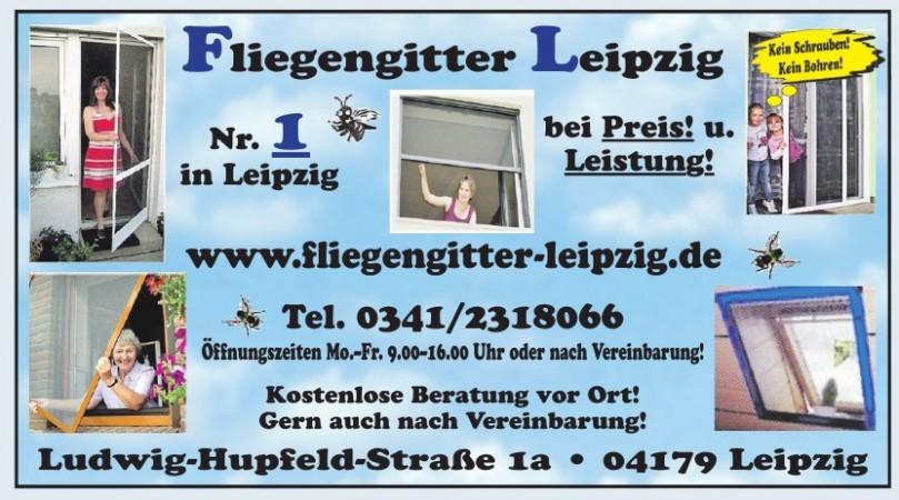 Fliegengitter Leipzig