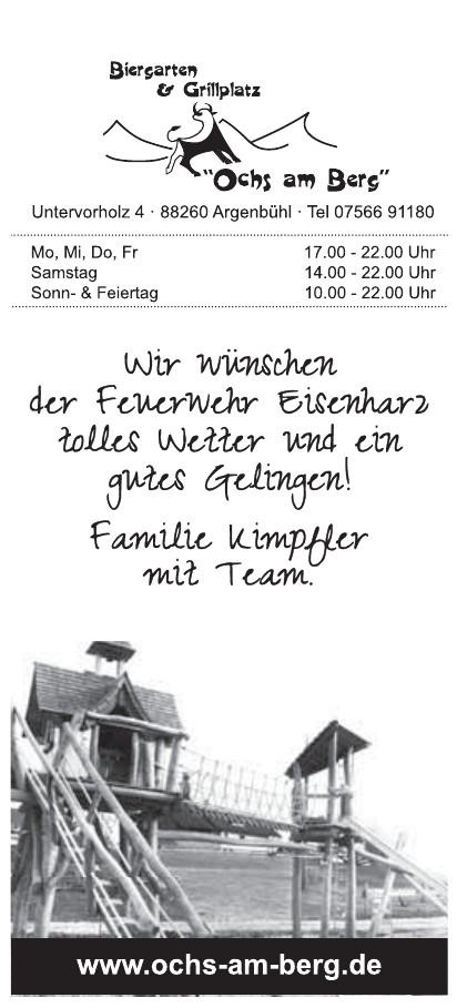 Mit Live Musik Im Grossen Festzelt Wangen Schwabische Zeitung