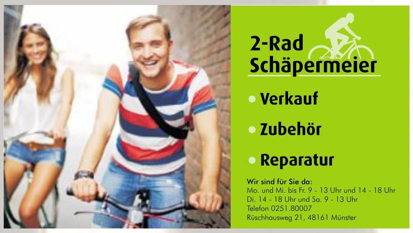 2-Rad Schöpermeier