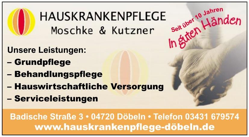 hauskrankenpflege Moschke & Kutzner