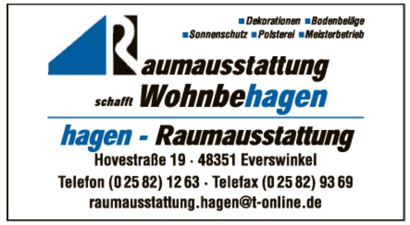 hagen-Raumausstattung