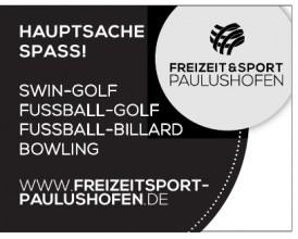 Freizeitsport Paulushofen
