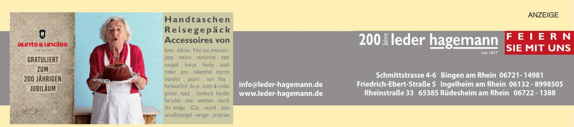 Leder Hagemann