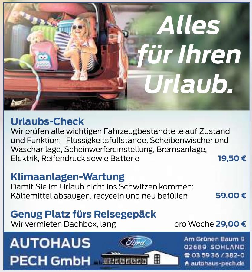 Autohaus Pech GmbH