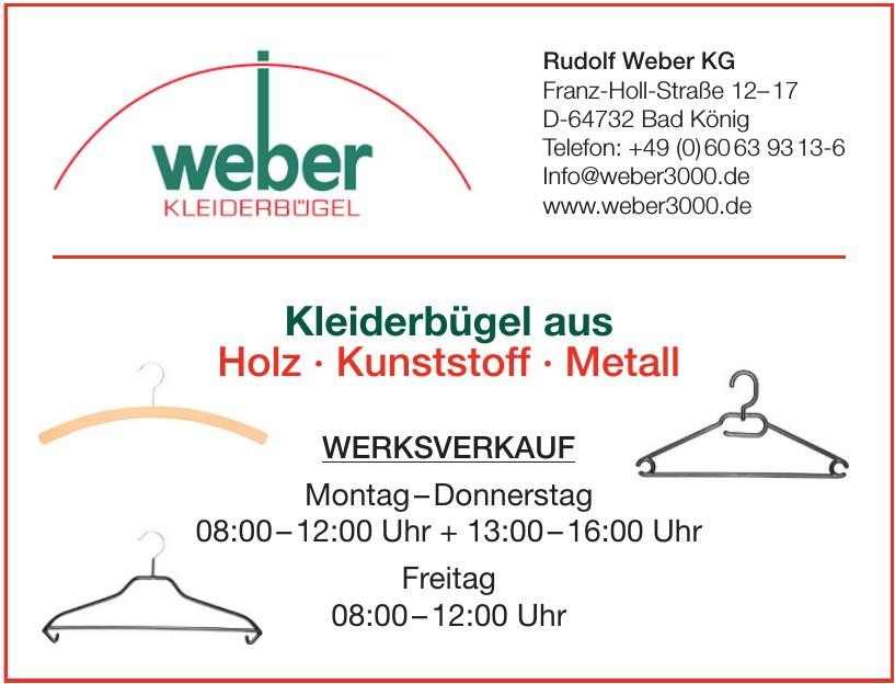 Rudolf Weber KG