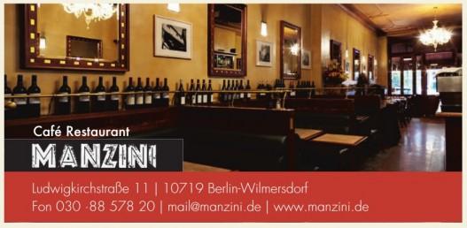 Café Restaurant Manzini