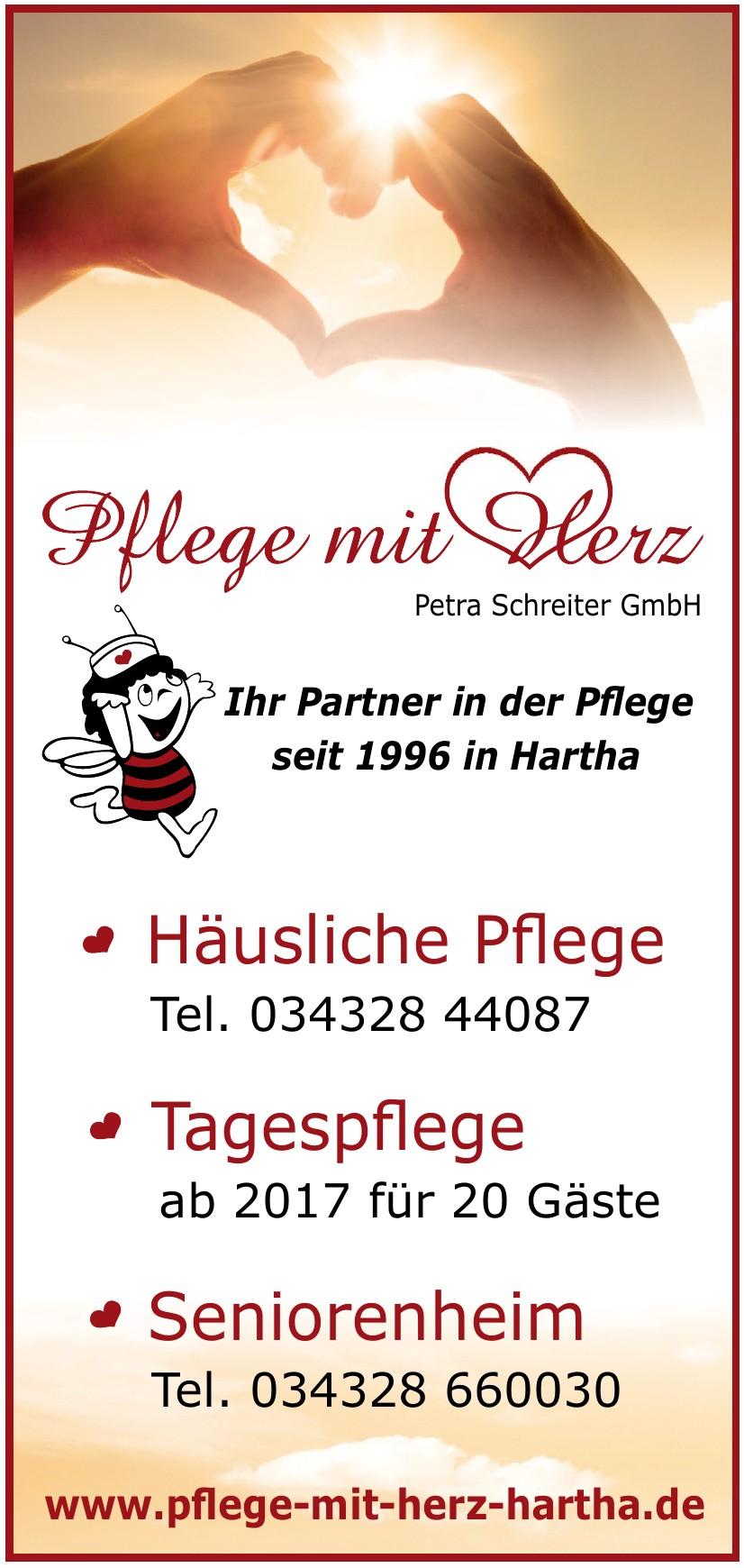 Pflege mit Herz - Petra Schreiter GmbH