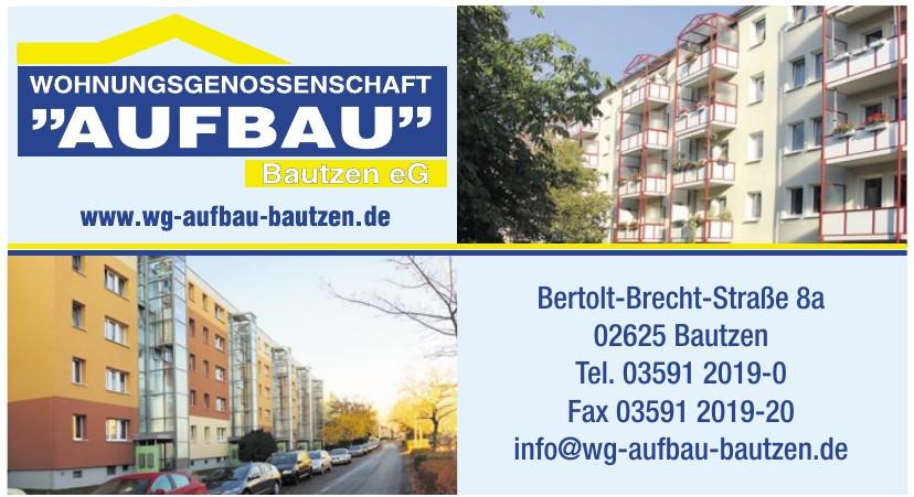 Wohnungsgenossenschaft Aufbau Bautzen eG