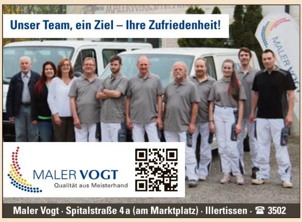 Maler Vogt