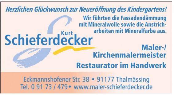 Kurt Schieferdecker