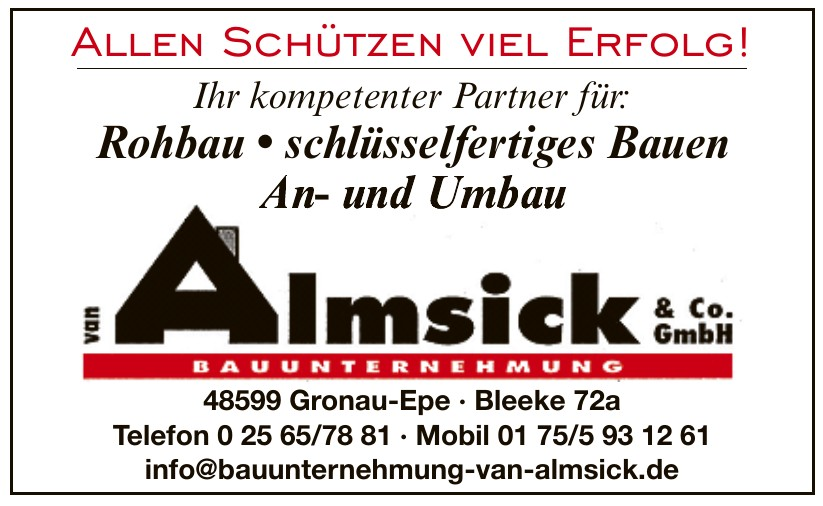 Almsick & Co. GmbH
