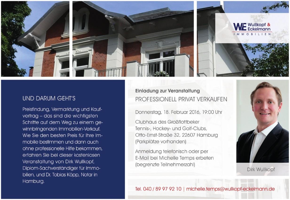 WE Wullkopf & Eckelmann Immobilien