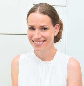 Mediengestalterin Nadine Brunner