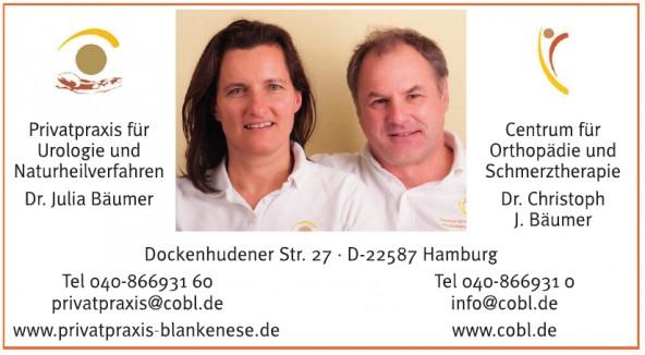 Dr. med. Julia Bäumer - Privatpraxis für Urologie und Naturheilverfahren