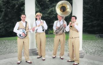 Die New Orleans Originals konzertieren am 26. Juni. Foto: Dirk Hunstein