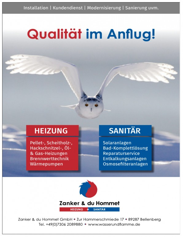 Zanker & du Hommet GmbH