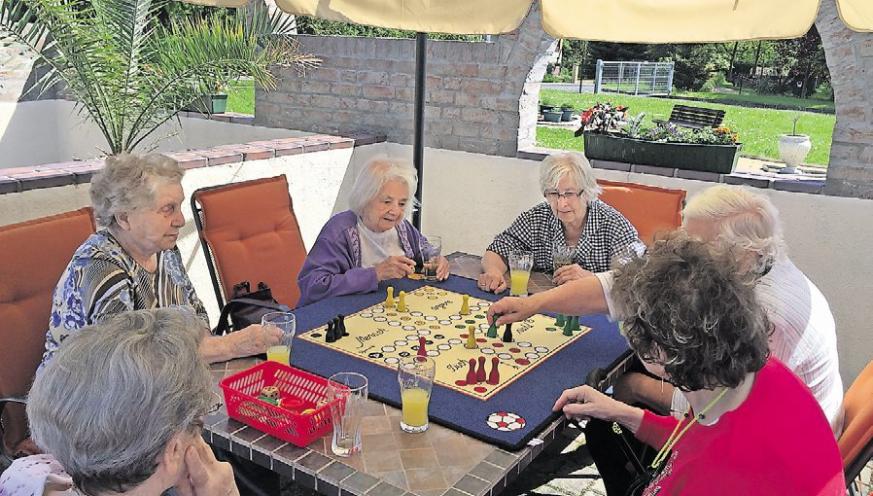 Foto: Atrium Seniorentagesstätte Schindler