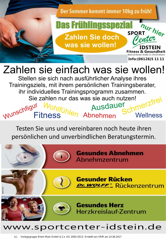 Sportcenter Idstein Brachmann & Bernd GbR