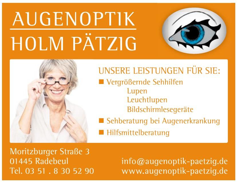 Augenoptik Holm Pätzig