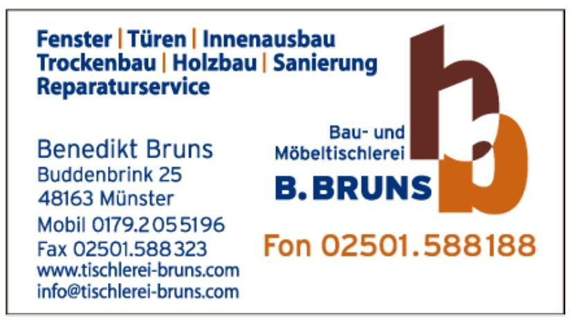 Tischlerei Bruns GmbH