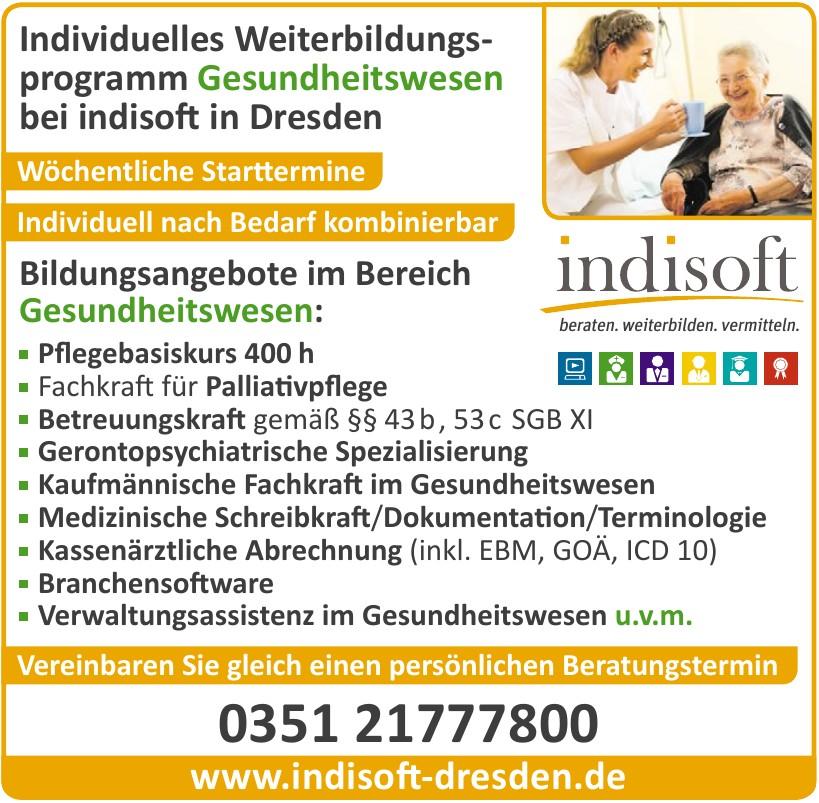 Indisoft Dresden