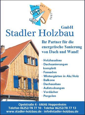Stadler Holzbau GmbH