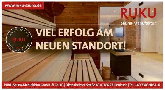 RUKU Sauna-Manufaktur GmbH & Co. KG