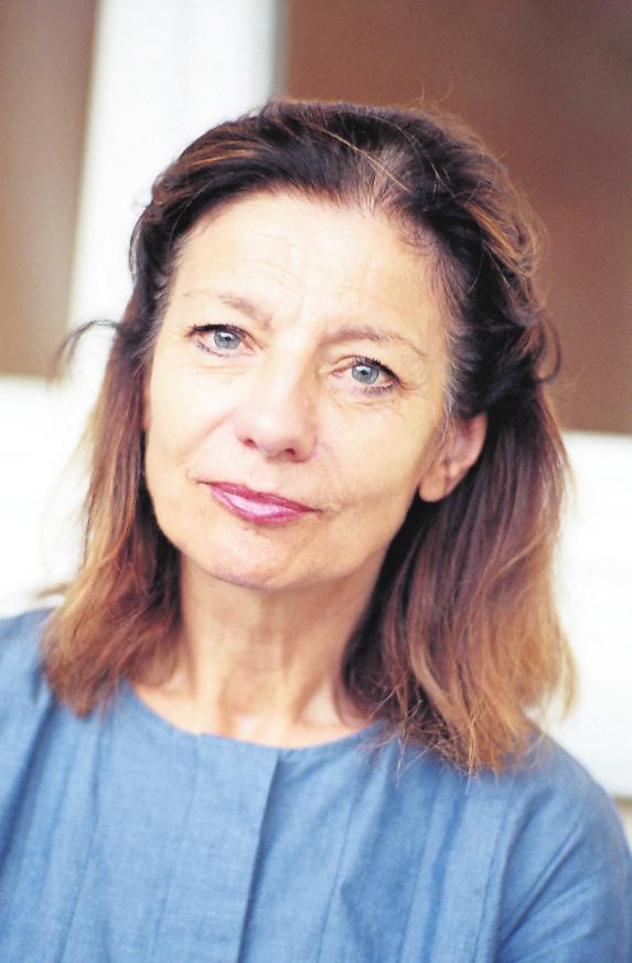 Autorin Ursula KrechelFoto: Heike Bogenberger