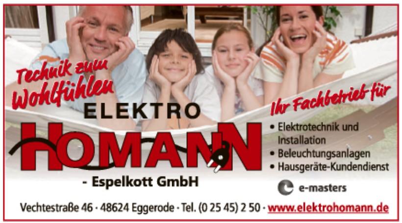 Elektro Homann Espelkott GmbH