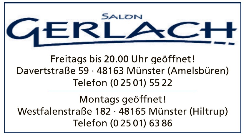 Salon Gerlach