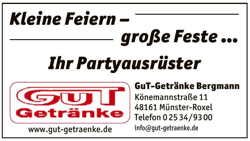 GuT-Getränke Bergmann