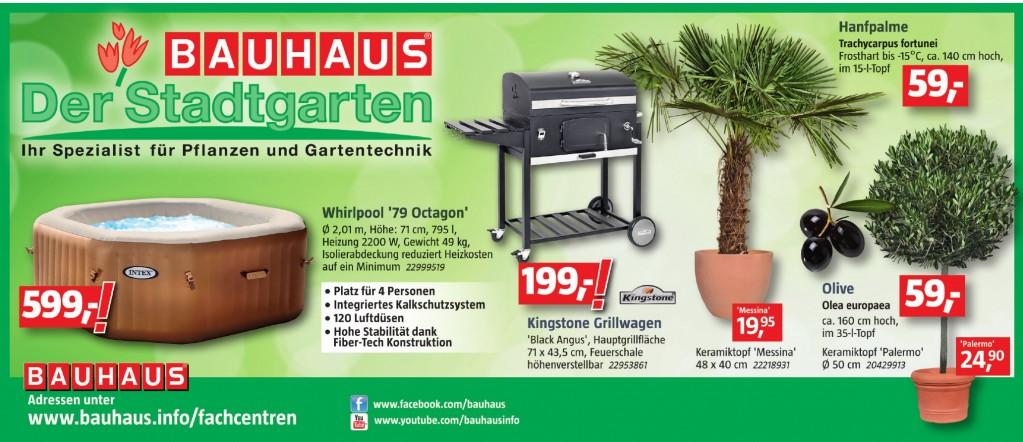 Bauhaus - Der Stadtgarten