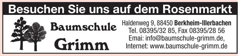 Baumschule Grimm