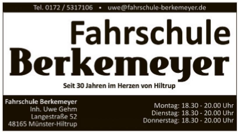 Fahrschule Berkemeyer
