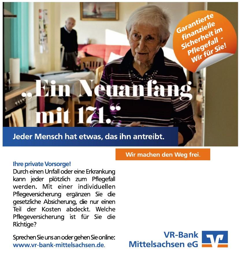 VR-Bank Mittelsachsen eG