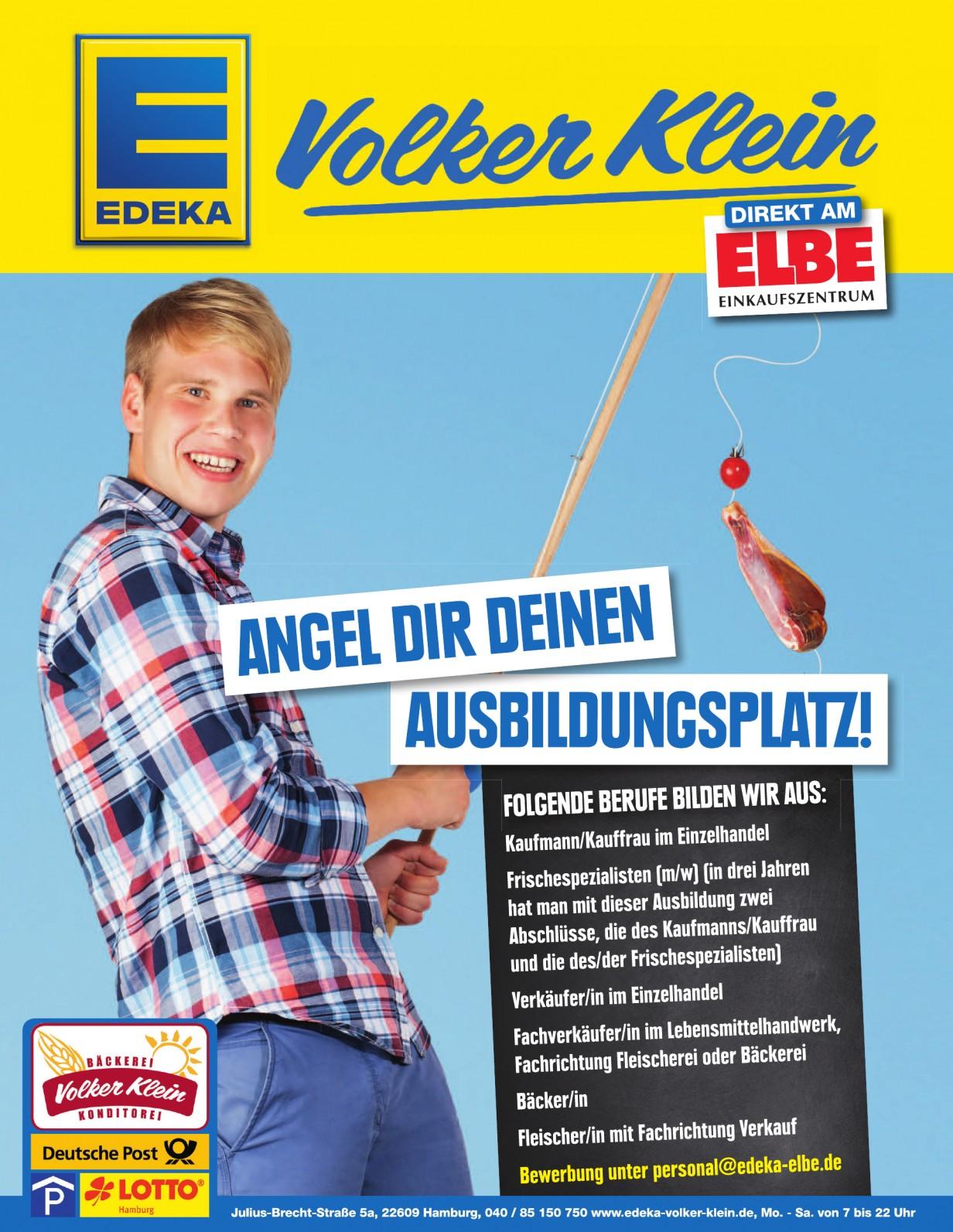 Edeka Volker Klein