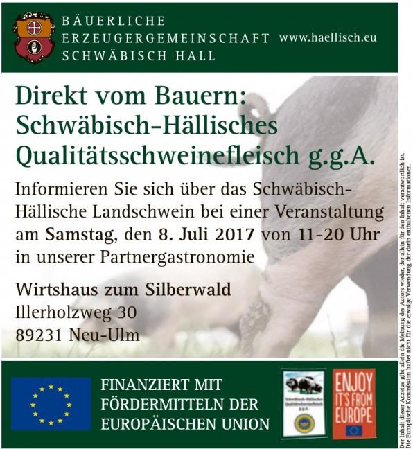 Bäuerliche Erzeugergemeinschaft Schwäbisch Hall w.V.