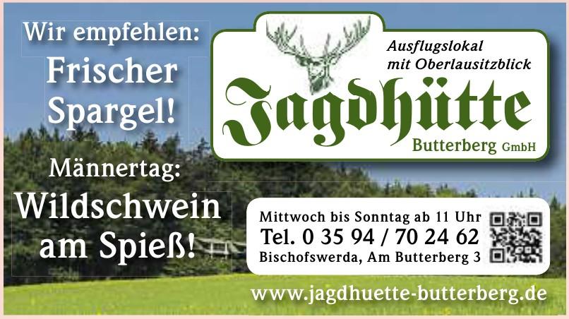 Jagdhütte Butterberg GmbH