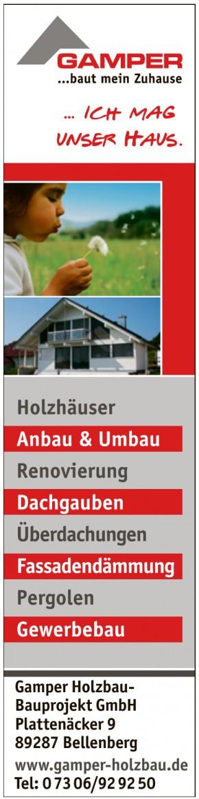 Gamper Holzbau-Bauprojekt GmbH