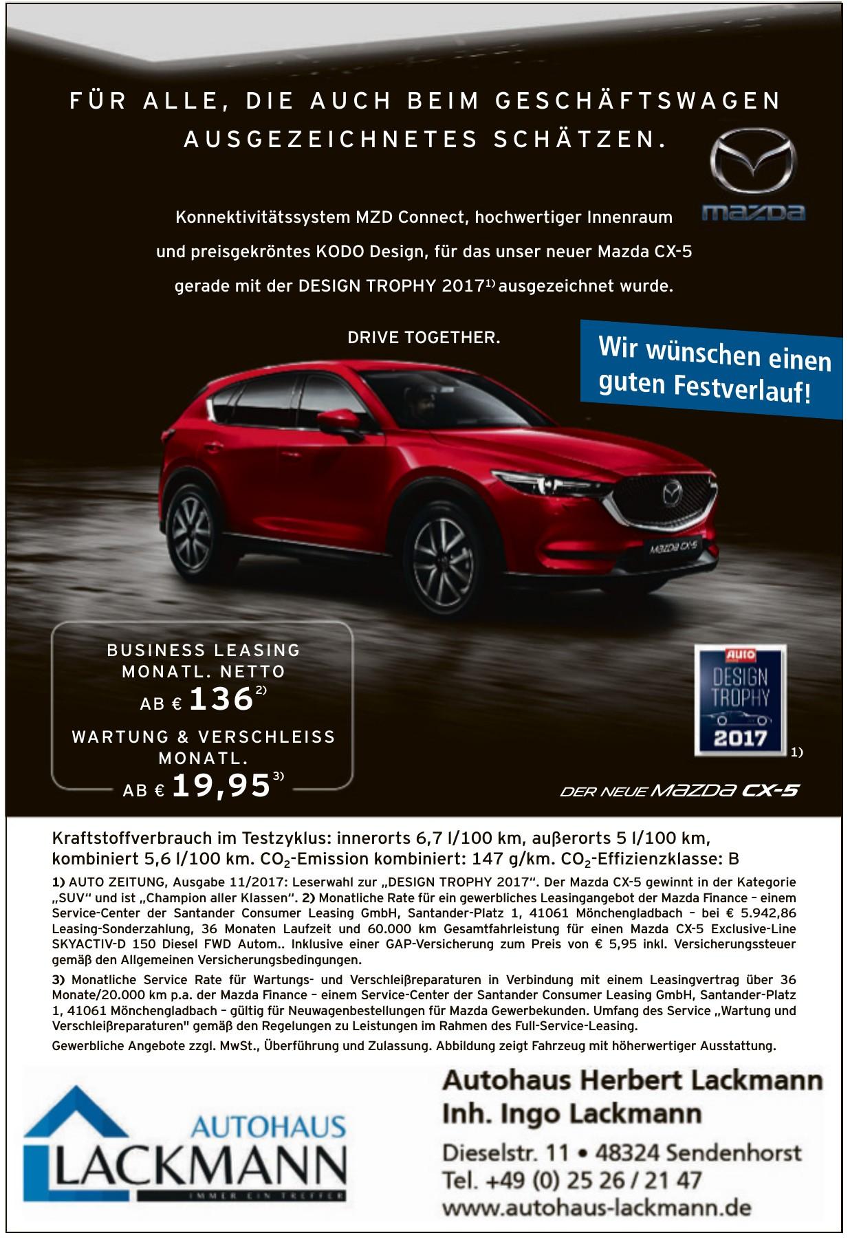 Autohaus Herbert Lackmann