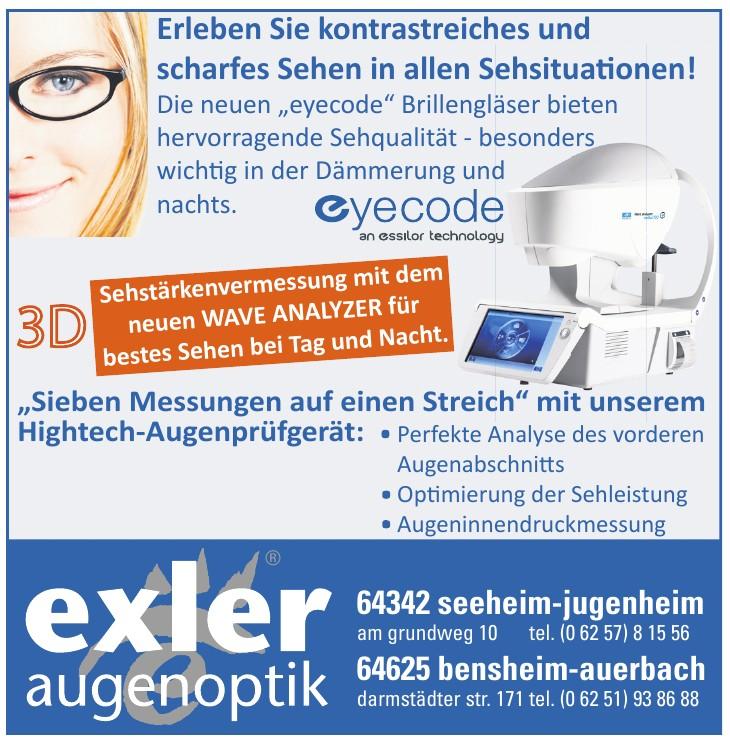 Exler Augenoptik