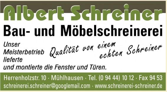 Albert Schreiner Bau- und Möbelschreinerei