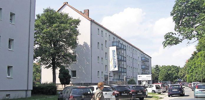 1 400 Wohnungen gehören zur Wohnungsgenossenschaft. Sitz der Verwaltung ist in der Bertold-Brecht-Straße.
